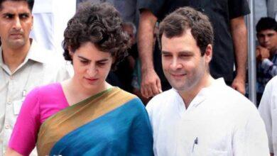 Photo of बड़ी खबर : राहुल के बाद अब प्रियंका बोलीं – अगला कांग्रेस अध्यक्ष गांधी परिवार से बाहर का हो, राहुल की बात पर सहमत
