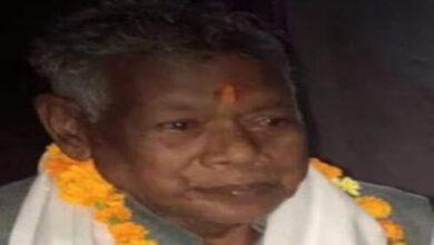 Photo of पूर्व मंत्री चनेश राम राठिया का निधन, इलाज के दौरान कोरोना रिपोर्ट आई थी पॉजिटिव….6 बार रह चुके हैं विधायक, सीएम भूपेश ने ट्वीट कर दी श्रद्धांजलि,  लिखा- प्रदेश में उन्हें सच्चे जनसेवक के रूप में सदैव याद किया जाएगा