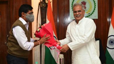 Photo of बिग ब्रेकिंग : चीफ सिकरेट्री आरपी मंडल को कैबिनेट ने दी विदाई, 30 नवंबर को हो रहे हैं रिटायर मंडल….अमिताभ जैन होंगे राज्य के नए चीफ सेक्रेटरी