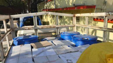 Photo of ब्रेकिंग : आबकारी विभाग की बड़ी कार्रवाई : शराब बनाने की नकली फैक्ट्री का किया भांडाफोड़, 860 लीटर ओपी बरामद….दूसरे प्रदेश की मादिरा जब्त